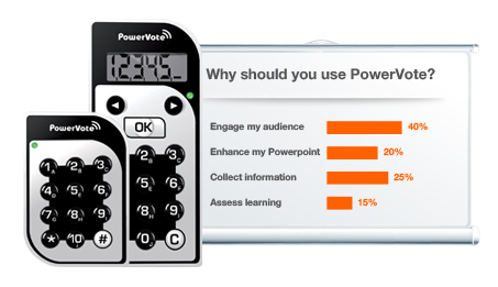 Getting Cold? Warm up your meetings with PowerVote